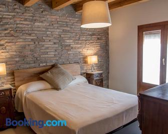 Apartamentos Plaza - Binéfar - Bedroom