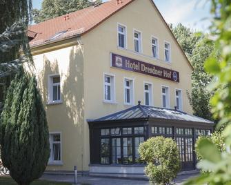 Hotel Dresdner Hof - Zittau - Gebouw