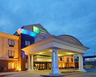 Holiday Inn Express & Suites Lancaster - Lancaster - Gebäude