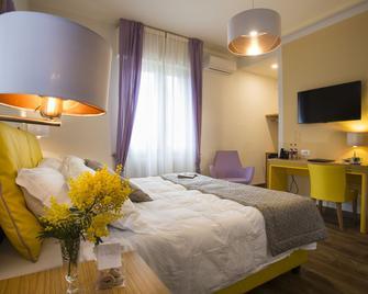La Gustea Hotel & Cucina - Sarteano - Bedroom