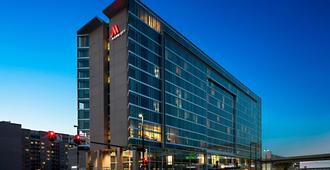 Omaha Marriott Downtown at the Capitol District - Omaha - Edificio