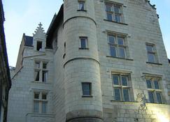 Hostellerie Gargantua - Chinon - Rakennus