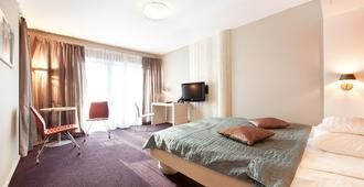 Niebieski Art Hotel & Spa - Cracovia - Camera da letto