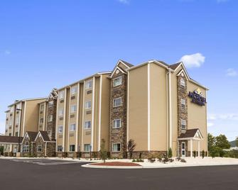 Microtel Inn & Suites by Wyndham Lynchburg - Lynchburg - Edificio