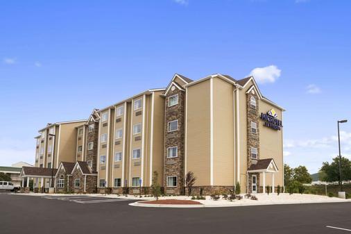 Microtel Inn & Suites by Wyndham Lynchburg - Lynchburg - Toà nhà