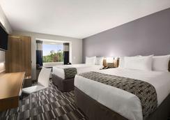 Microtel Inn & Suites by Wyndham Lynchburg - Lynchburg - Phòng ngủ