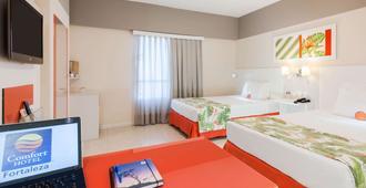 Comfort Hotel Fortaleza - Fortaleza - Makuuhuone