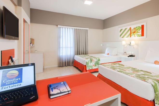Comfort Hotel Fortaleza - Fortaleza - Phòng ngủ
