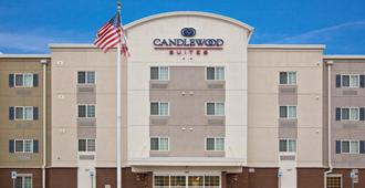 Candlewood Suites Indianapolis East - Indianapolis - Bâtiment
