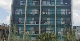 Ocean Plaza Motel - Myrtle Beach - Building