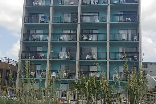 Ocean Plaza Motel - Myrtle Beach - Bâtiment