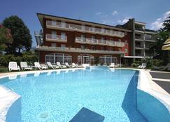 Hotel Villa Rosa - Torbole - Havuz