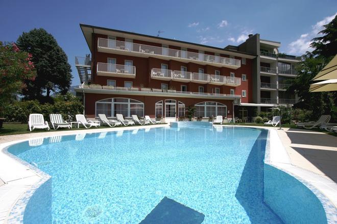 Hotel Villa Rosa - Torbole - Uima-allas