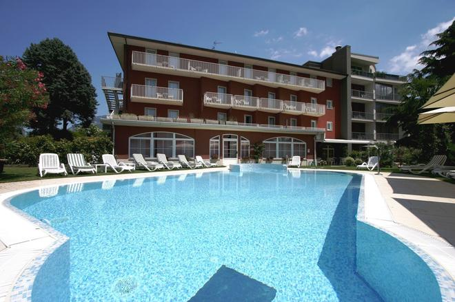 Hotel Villa Rosa - Torbole - Πισίνα