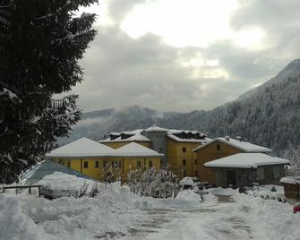 Grand Hotel Gortani Wellness&Relax - Arta Terme - Gebouw