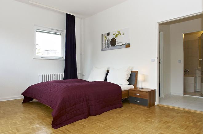 卡德維 RS 公寓 - 柏林 - 柏林 - 臥室