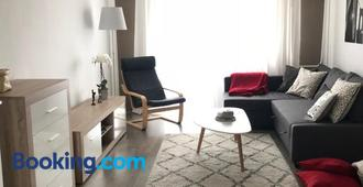 Design-S Apartment 4you - Budapest - Sala de estar