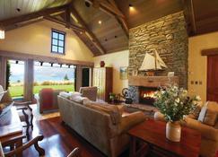 Blanket Bay - Glenorchy - Wohnzimmer