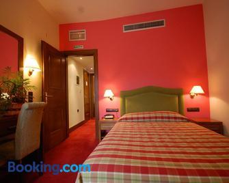 Hotel Elvetia - Karpenísi - Bedroom