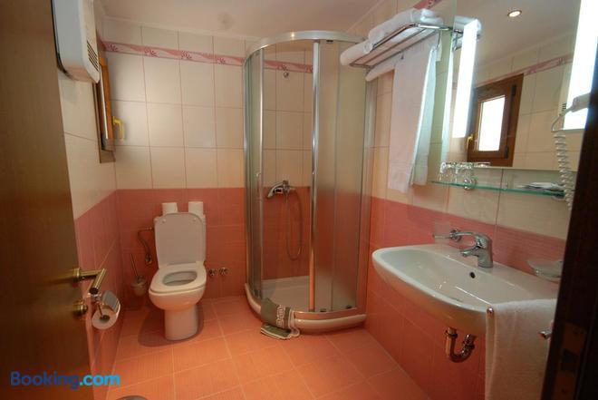 Hotel Elvetia - Karpenísi - Bathroom