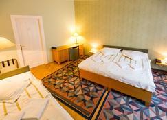 Hotel U Beránka - Náchod - Bedroom