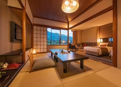 Miyajima Grand Hotel Arimoto - Hatsukaichi - Makuuhuone
