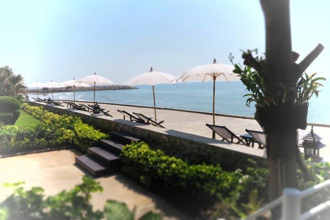 Chomtalay Resort At Had Chaosamran Beach - Ban Hat Chao Samran Nai