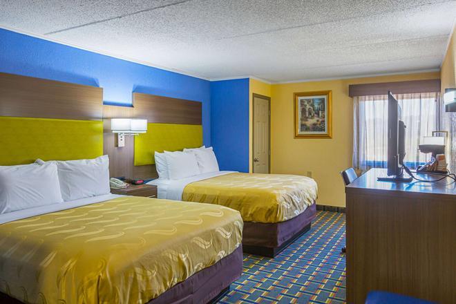 凱藝套房飯店 - 亞特蘭大 - 臥室
