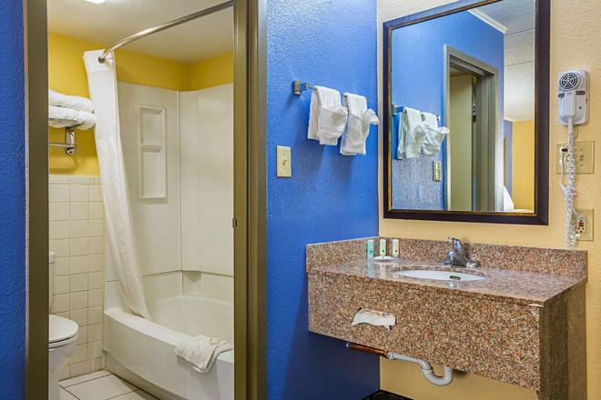 凱藝套房飯店 - 亞特蘭大 - 浴室