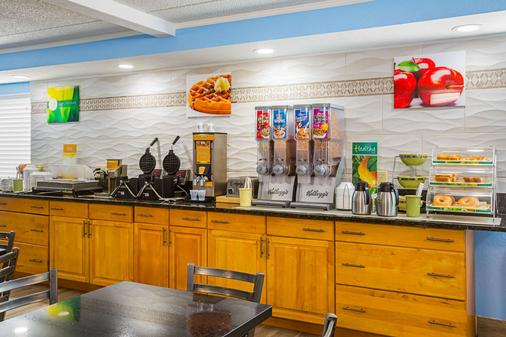 Quality Inn & Suites - Atlanta - Buffet