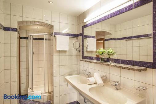 Hotel Garni Chasa Sulai - Ischgl - Bathroom