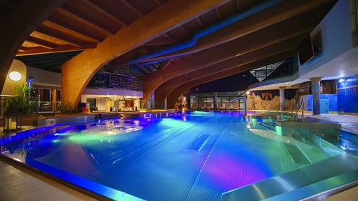 Hotel Aquacity Mountain View - Poprad - Πισίνα