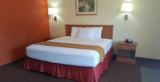 美洲最佳價值酒店 - 醫學中心 / 拉巴克 - 勒波克 - 拉伯克 - 臥室
