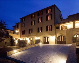 Residenza Palazzo Saloni - Montalcino - Building