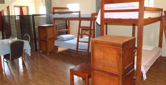 Central City Hostel - Kandy - Schlafzimmer