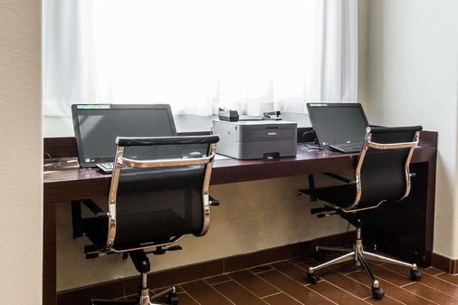Sleep Inn & Suites - Odessa - Liikekeskus