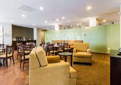 Sleep Inn & Suites - Odessa - Restaurant