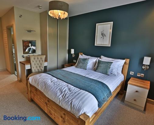 The Cock O' Barton - Malpas - Bedroom