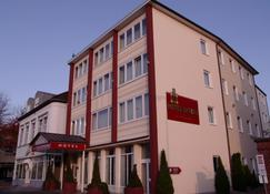 Hotel Sprenz - Oldemburgo - Edifício