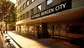 Scandic Bergen City - Bergen - Building