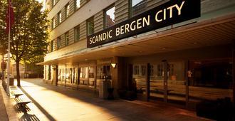 سكانديك بيرجين سيتي - بيرغن - مبنى