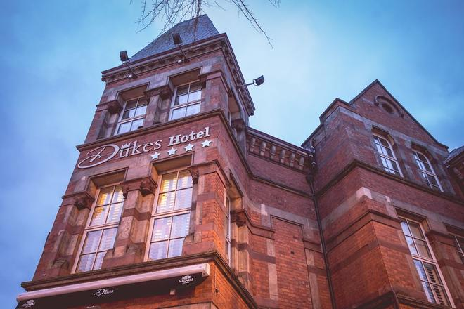 Dukes At Queens - Belfast - Toà nhà