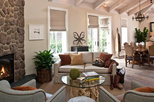 Hotel Yountville - Yountville - Living room