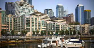 Seattle Marriott Waterfront - Seattle - Vista del exterior