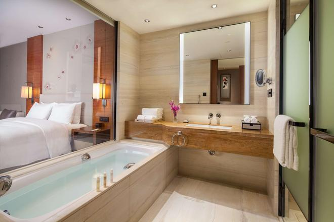 DoubleTree by Hilton Guangzhou- Science City - Κουανγκτσόου - Μπάνιο