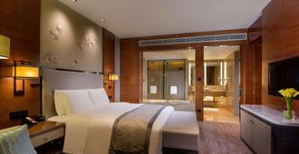DoubleTree by Hilton Hotel Guangzhou - Science City - Canton - Camera da letto