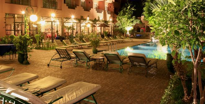 Hotel Imperial Holiday & Spa - Marrakech - Bâtiment