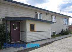 Nisutlin Trading Post Motel - Teslin - Byggnad