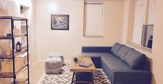 Capitol Hill Apartment Near Temple Square - Thành phố Salt Lake - Phòng khách