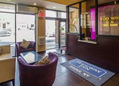 Rodeway Inn Bronx Zoo - Bronx - Σαλόνι ξενοδοχείου